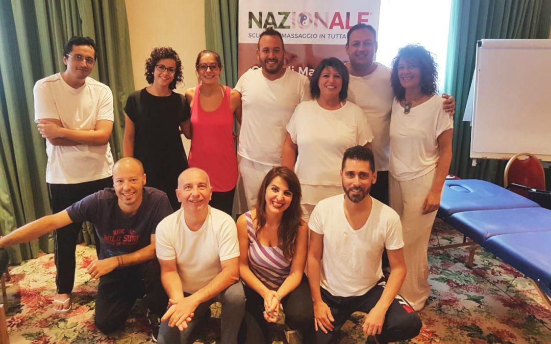 Massaggio Sportivo a Milano – Corso del 20-21.10.2018