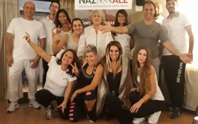 Massaggio Sportivo a Roma – Corso del 20-21.10.2018