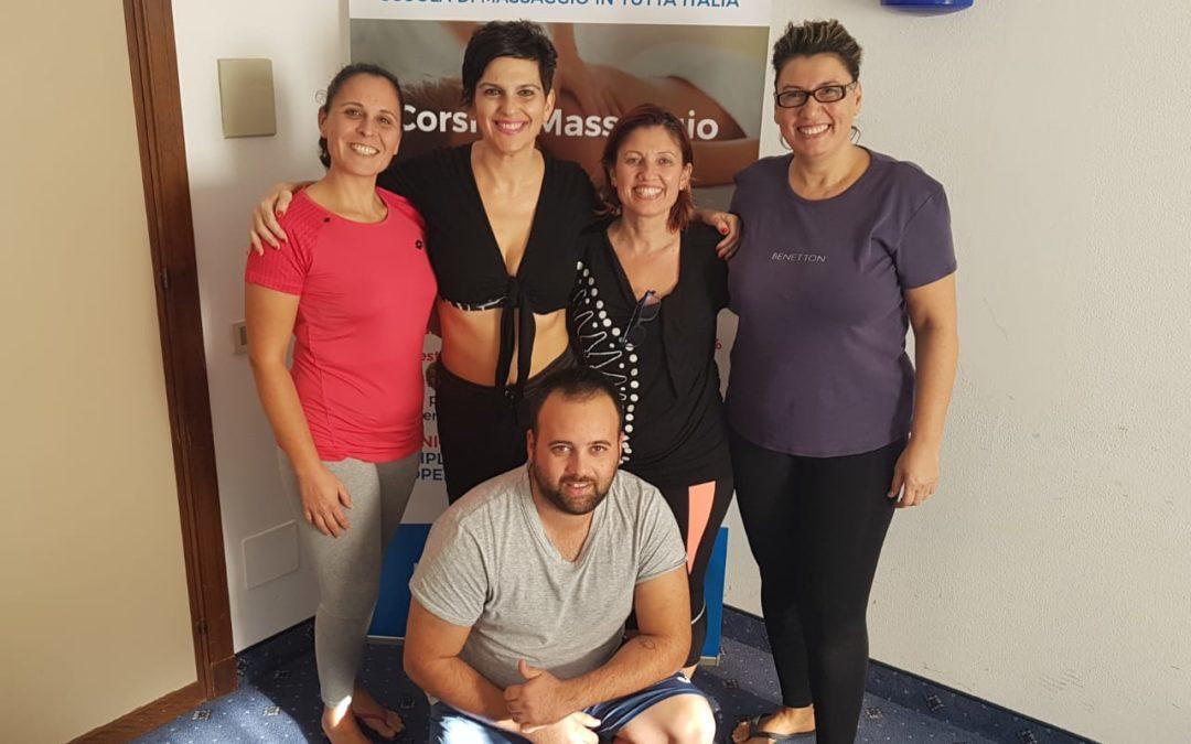 Massaggio Base a Palermo – Corso del 03-04.11.2018