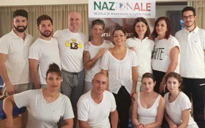 Massaggio Base a Roma – Corso del 03-04.11.2018