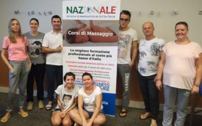 Massaggio Base a Torino – Corso del 03-04.11.2018
