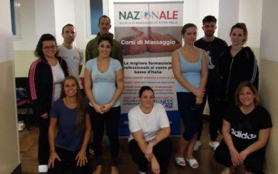 Massaggio Base a Udine – Corso del 03-04.11.2018