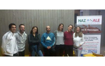 Massaggio Base a Reggio Emilia – Corso del 17-18.11.2018