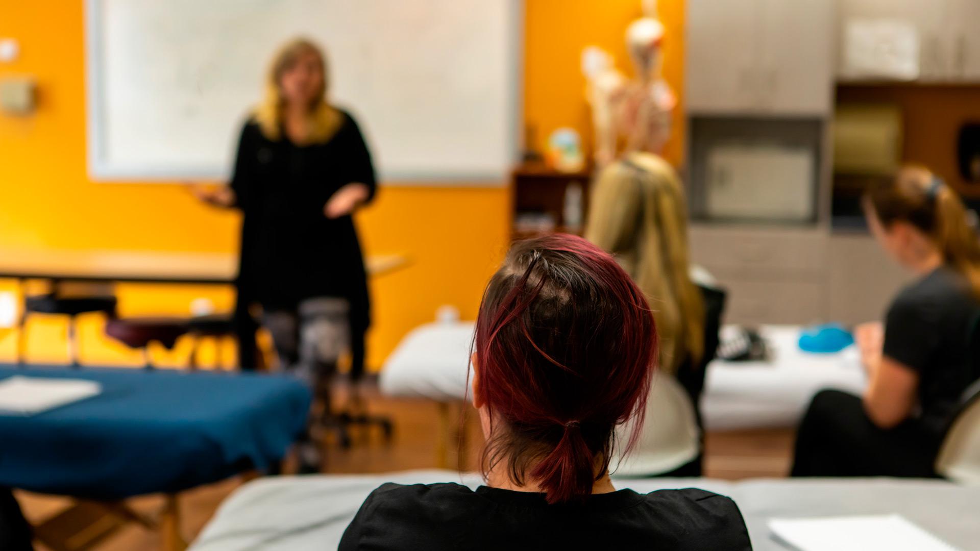 scuola di massaggio