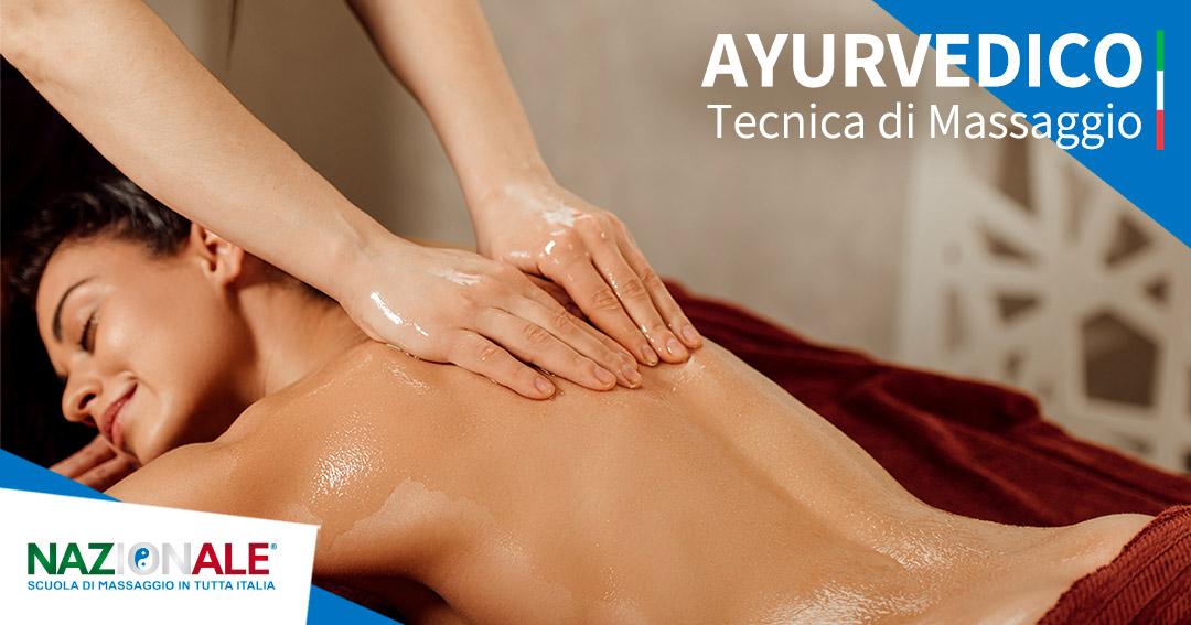 tecnica massaggio ayurvedico