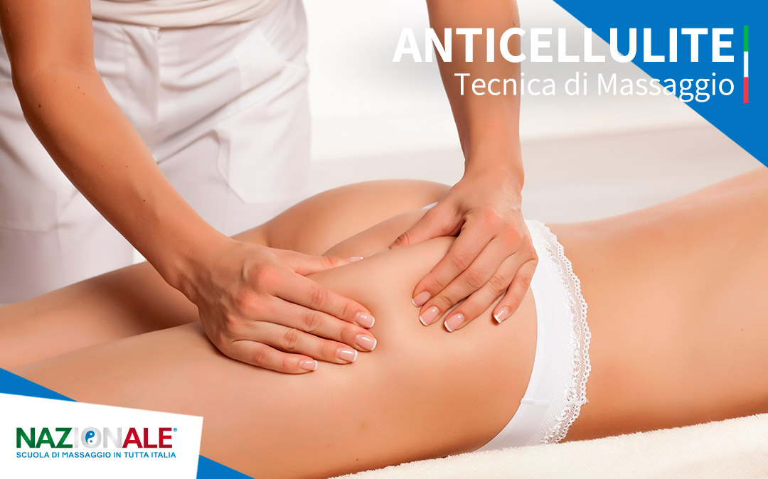 tecnica di massaggio anticellulite