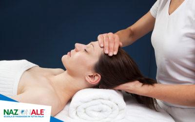 I benefici del Massaggio Cranio-Sacrale
